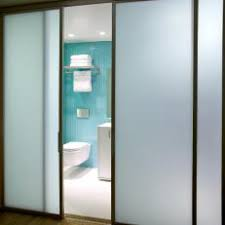 Frosted Glass Bathroom Doors by Photos Hgtv