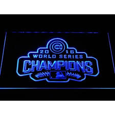texas tech neon light cubs world series chions led neon sign