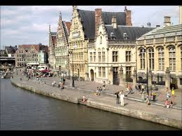 ghent city guide ghent belgium in 2 minutes youtube