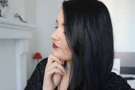 saphire black hair je teste coloration couleur ultime de schwarzkopf back to black