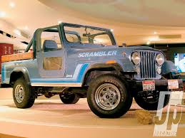 jeep scrambler hardtop jeep scrambler red clay soul 6 when jeeps were real pinterest