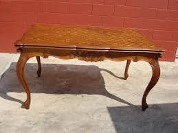 antique dining room tables top 18 appealing antique dining room tables home devotee