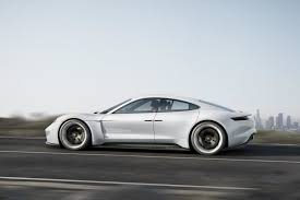 new porsche electric porsche s new mission e electric vehicle packs 600 horsepower and