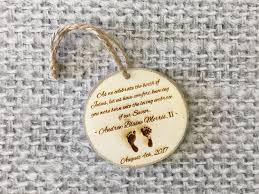 infant loss ornament loss of baby ornament infant sympathy