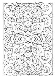 pattern coloring pages for adults 133 best pattern coloring pages images on pinterest coloring