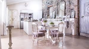cuisine style shabby style shabby chic décoration d intérieur shabby