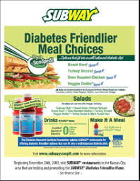 menu for diabetic press release diabetes friendlier menu