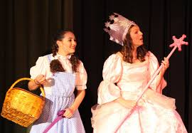 auntie em wizard of oz costume south plainfield summer drama workshop to present wizard of oz