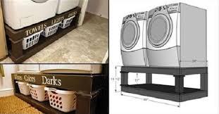 Build Washer Dryer Pedestal Diy Washing Machine And Dryer Pedestal Home Design Garden