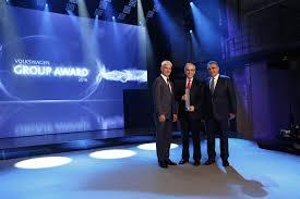volkswagen group faurecia honored with volkswagen group award 2016