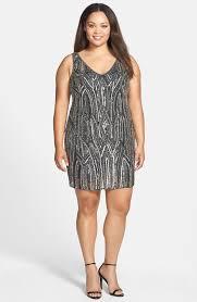 nordstrom plus size black cocktail dresses long dresses online