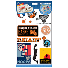 basketball sportstics reusable stickers for laptops etc basketball sportstics reusable stickers for laptops cars walls more