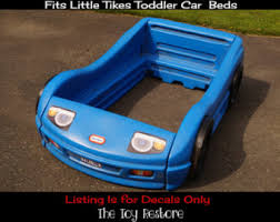 Blue Car Bed Car Bed Etsy
