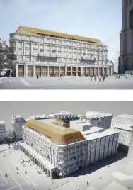 hotel architektur bildergalerie zu ingenhoven gewinnt hotel wettbewerb in köln