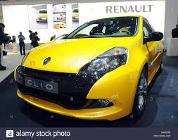 new renault clio the new renault clio is pictured on the second press day of the