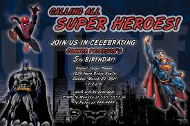 spiderman birthday party invitations printable tags free