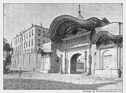 Ottoman Porte Opinions On Sublime Porte