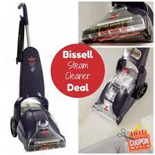 bissell carpet cleaner u0026 shampooer deal coupon world