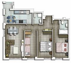 sub zero animation u0026 vfx u2013 private residential house 2d floor plans