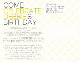 surprise birthday invitations for adults invitations templates
