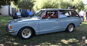 1970 toyota corolla station wagon toyota ke26 3 door wagon on enkei ap racing wheels jdm toyota