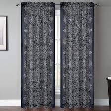 Zebra Print Curtain Panels Kids U0027 Curtains
