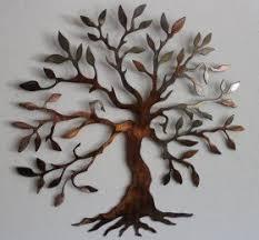 tree symbolism metal tree decor decor love