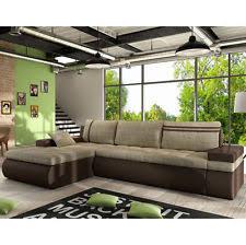 Rounded Corner Sofas Corner Sectional Sofas Ebay
