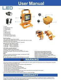 battery powered portable led work lights 9 best bonlux portable led work light images on pinterest led work