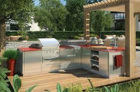 cuisines ext駻ieures cuisines extérieures style terrasse cuisine extérieur
