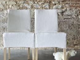 housse de chaise la redoute housse de chaise en maille côtelée ildur am pm la redoute par
