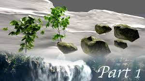 tutorial blender terrain create gorgeous waterfalls blender tutorial 01 terrain