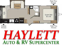 keystone travel trailer floor plans 2017 keystone passport grand touring 2520rl travel trailer