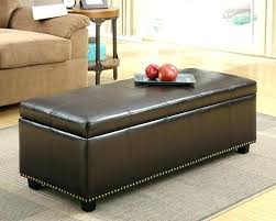 glass top coffee table with storage coffee table with storage ottomans adjustable height round glass top
