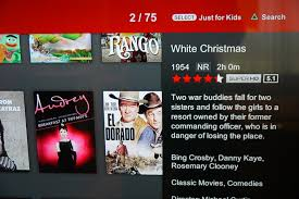 Christmas Movies On Netflix Gigaom Netflix Adds 3 D Super Hd Movies To Push Isps Towards