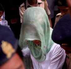 sheena murder case indrani gives consent for voice sample test