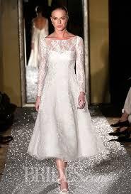 Wedding Dresses For The Older Bride Tea Length Beauties For Older More Sophisticated Brides