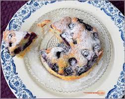 la cuisine de mamie tarte biscuitée aux myrtilles la cuisine de mamie caillou