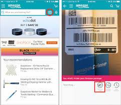 amazon black friday app amazon u0027s package x ray lets you peek inside boxes tidbits