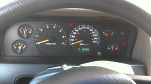 2003 jeep liberty check engine light jeep p0455 error code youtube