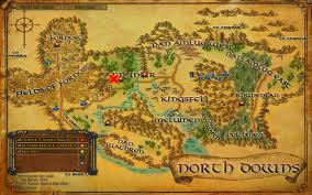Map Middle Earth Gallery Images The Order Of Middle Earth