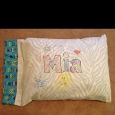 design your own pillowcase slumber party favor to take home create and design your own