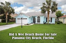 bid a wee beach home panama city beach florida real estate for