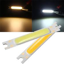 cob led light bar mini 3w cob led l strip light bar warm white white 300lm 10 11v