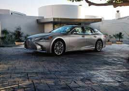 lexus lc twin turbo 2018 lexus ls latest update twin turbo v8 and fuel cell models