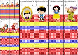 snow white polka dots free printable original nuggets gum