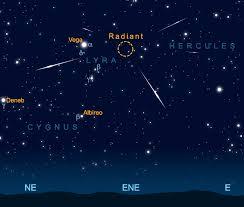 lyrid meteor shower enjoy the lyrid meteor shower astronomy now