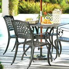 metal patio table and chairs danish outdoor furniture wicker furniture harbour outdoor wayfair
