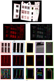 remote sensing free full text edge detection and feature line