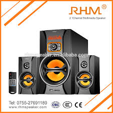 2 1 home theater speaker system home theater 2 1 multimedia speaker system amplifier speaker rm